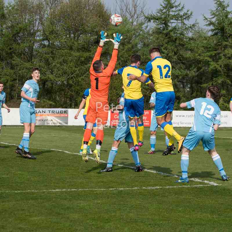 League - Ashton Athletic 0 Maine Road 1 - 21/4/18