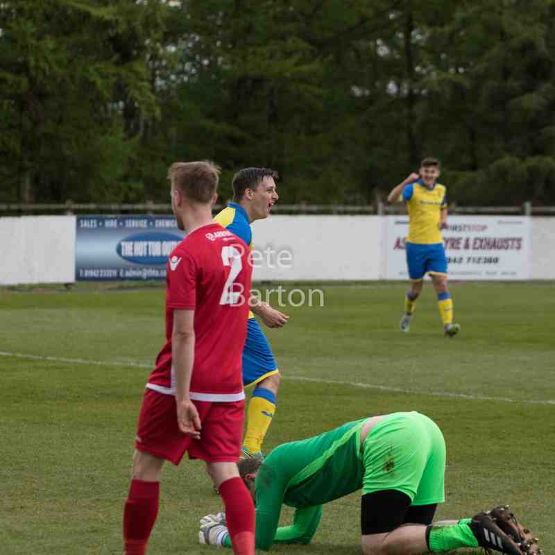 League - Ashton Athletic 3 Runcorn Town 1 - 28/4/18