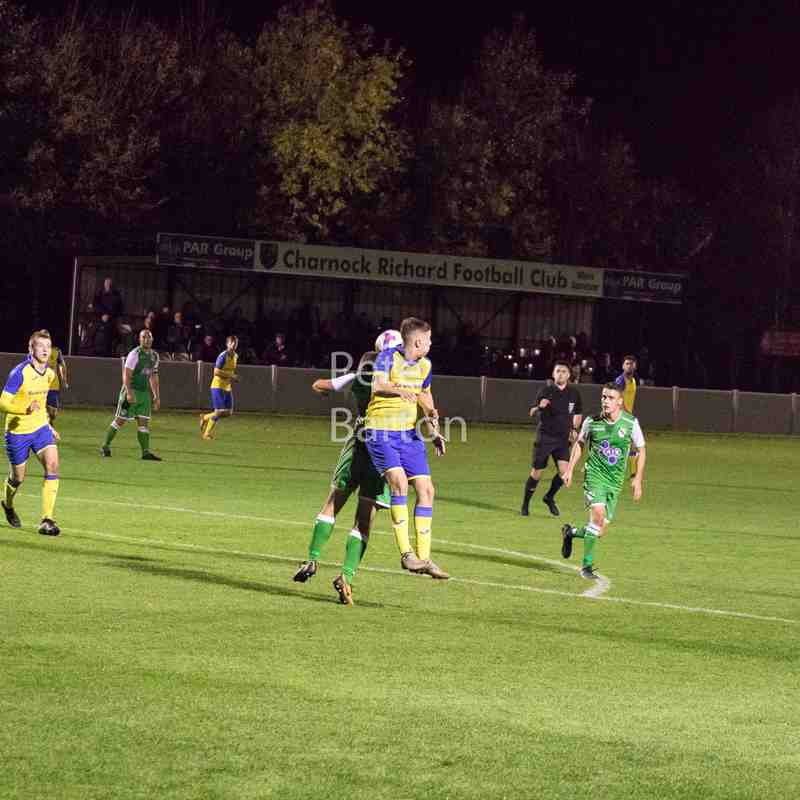 League - Charnock Richard 2 Ashton Athletic 1 - 23/10/18