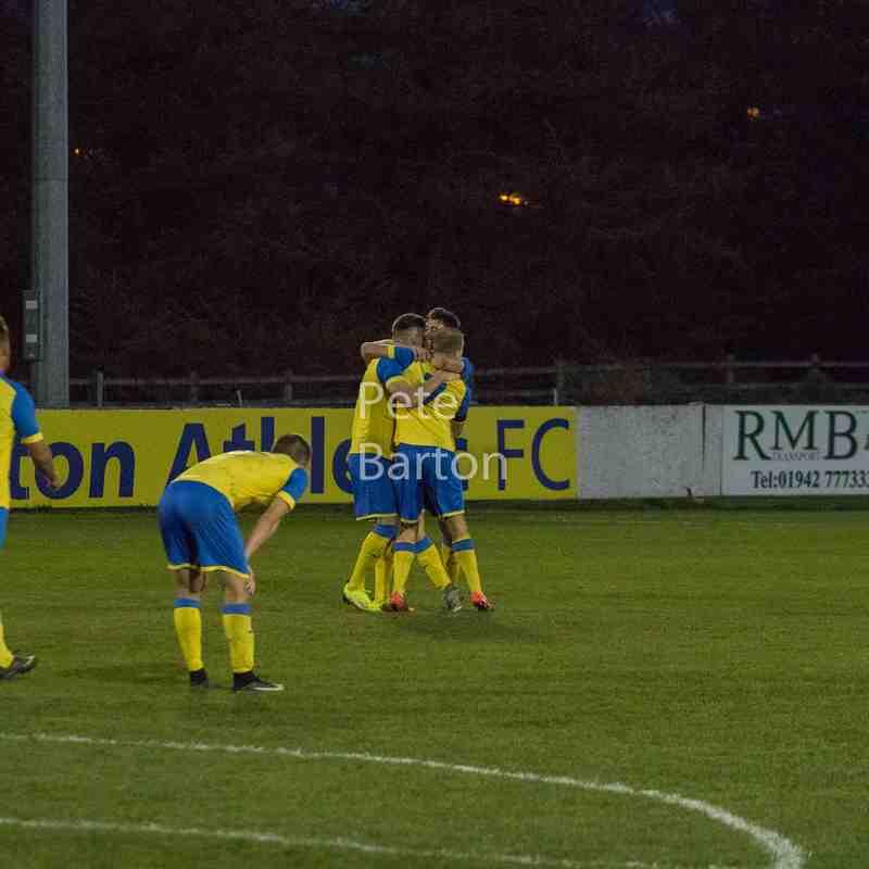 League - Ashton Athletic 2 Whitchurch Alport 1 - 10/11/18