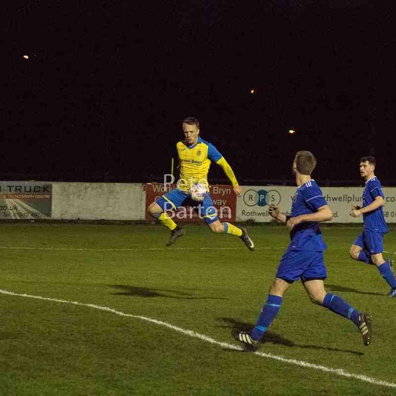 League - Ashton Athletic 4 Winsford United 1 - 5/1/19