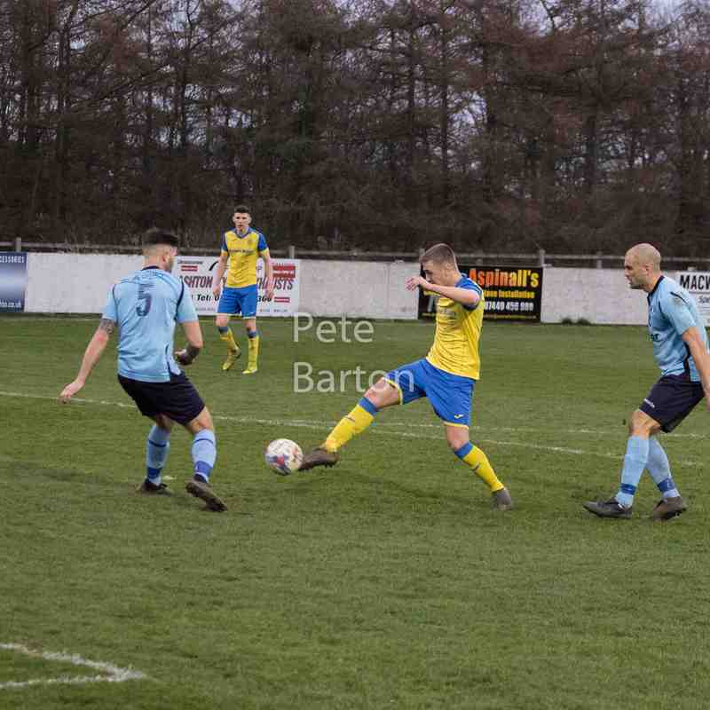 League - Ashton Athletic 3 Runcorn Town 0 - 2/3/19