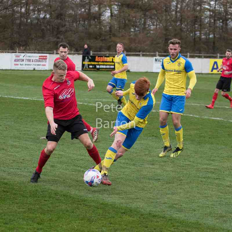 League - Ashton Athletic 3 Irlam 2 - 23/3/19