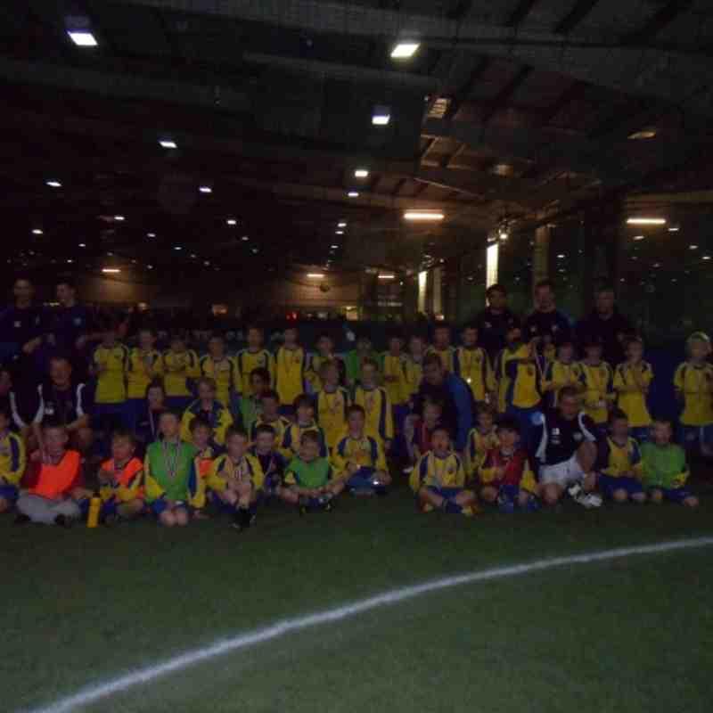 Santa Soccer 6 (9/12)