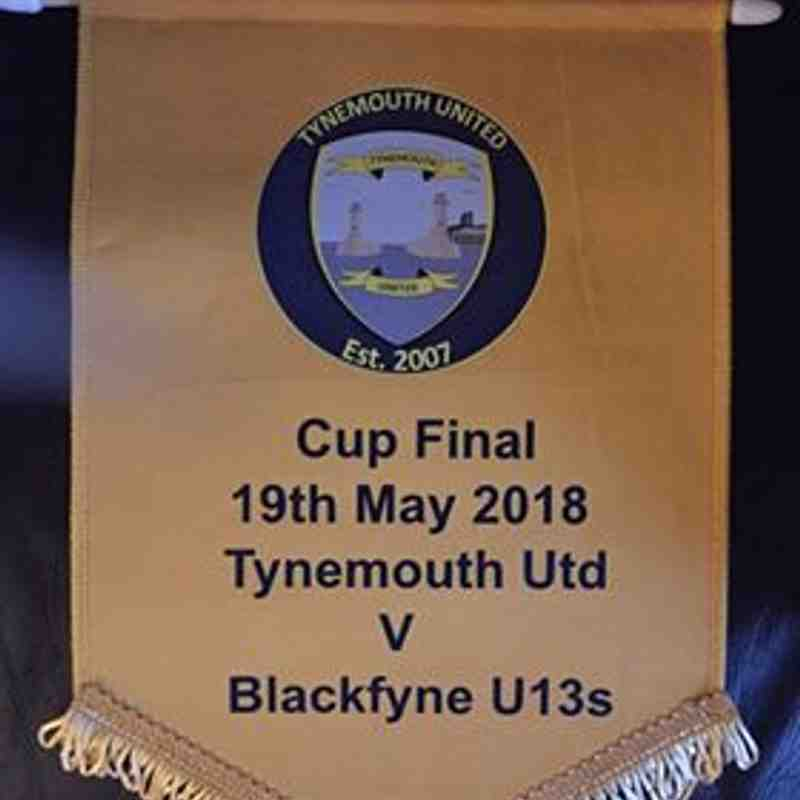 U13s Cup Final