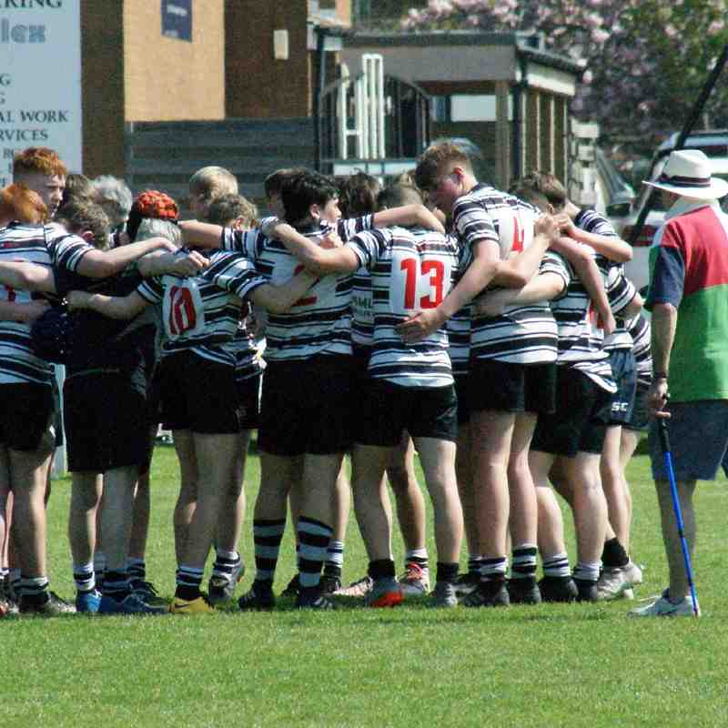 20180505 - WRUFC - U15's - York Tour - Win - 19 - 21