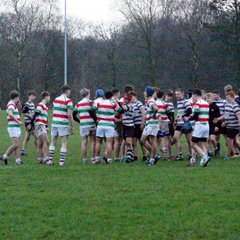 20181216 - U16's v Stockport - Home - Win 24-10