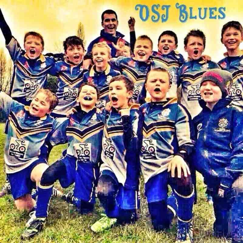 OSJ U9s Blues!