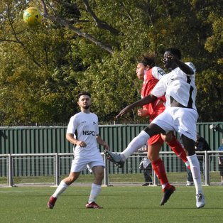 Clinical Carshalton Hit Hawks for Four