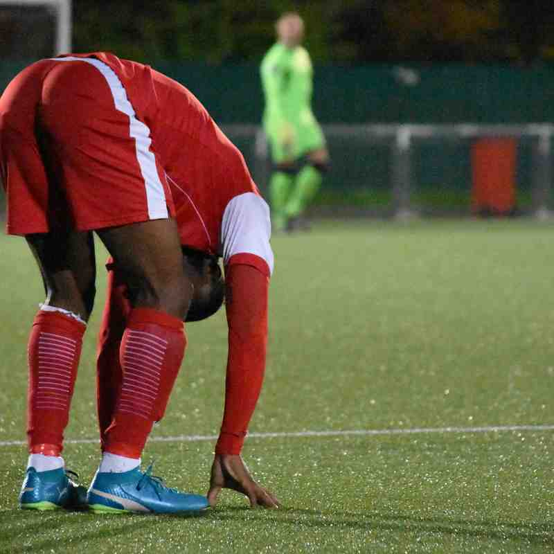 6th November 2018 Harlow 2-5 Southend United
