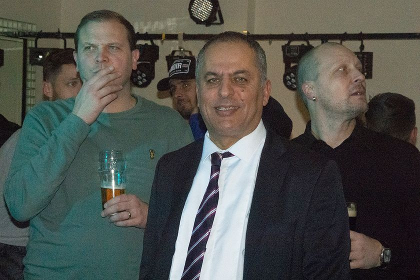 Great Ormond Street Hospital football charity game 11-01-19