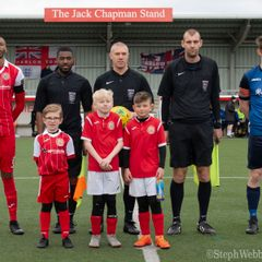 16th March 2019 Harlow 2-7 Wingate & Finchley