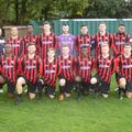 1st Team lose to Carlisle City 4 - 0
