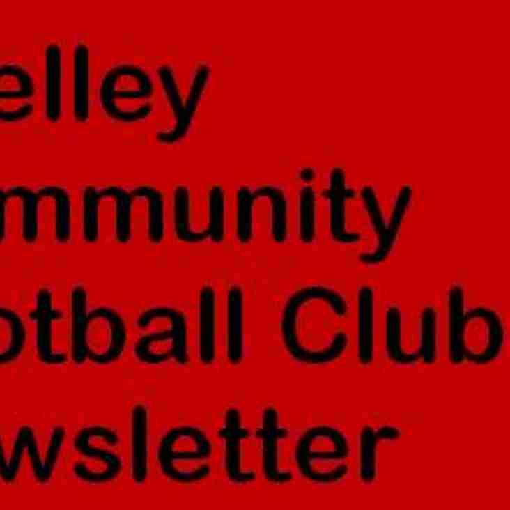 Shelley Community Football Club Newsletter