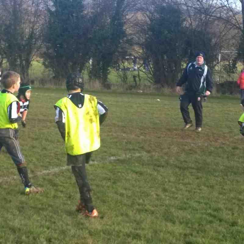25-01-2015 Ledbury Under 9's V Stow on the Wold (1)