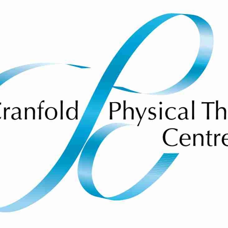Cranfold Physio supports Cranleigh Cricket Club - 2019
