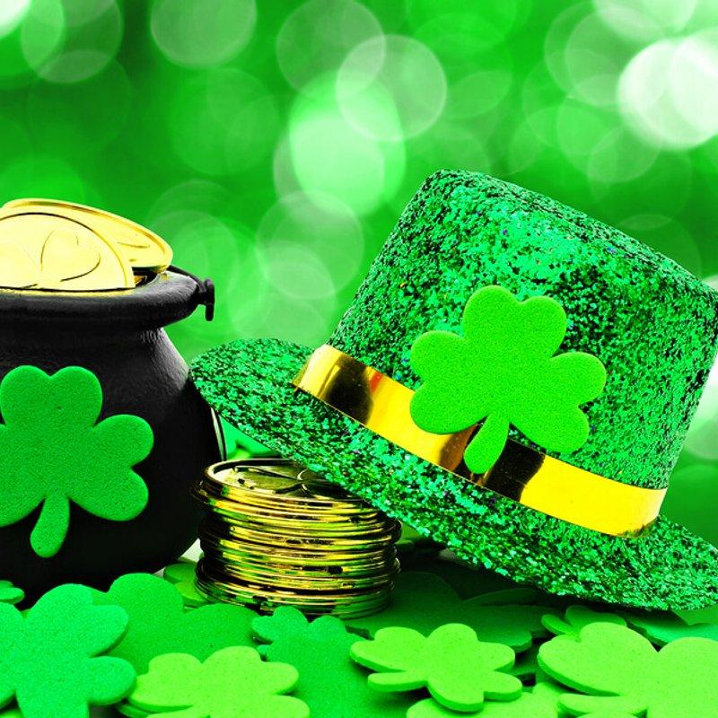 St. Patricks Day Social Evening