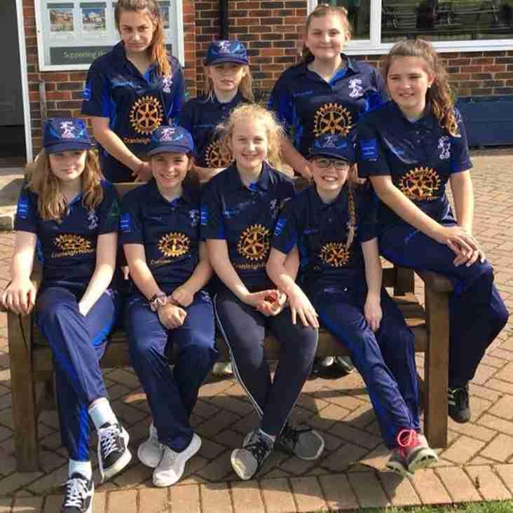 Cranleigh Girls U13 vs Reigate Priory