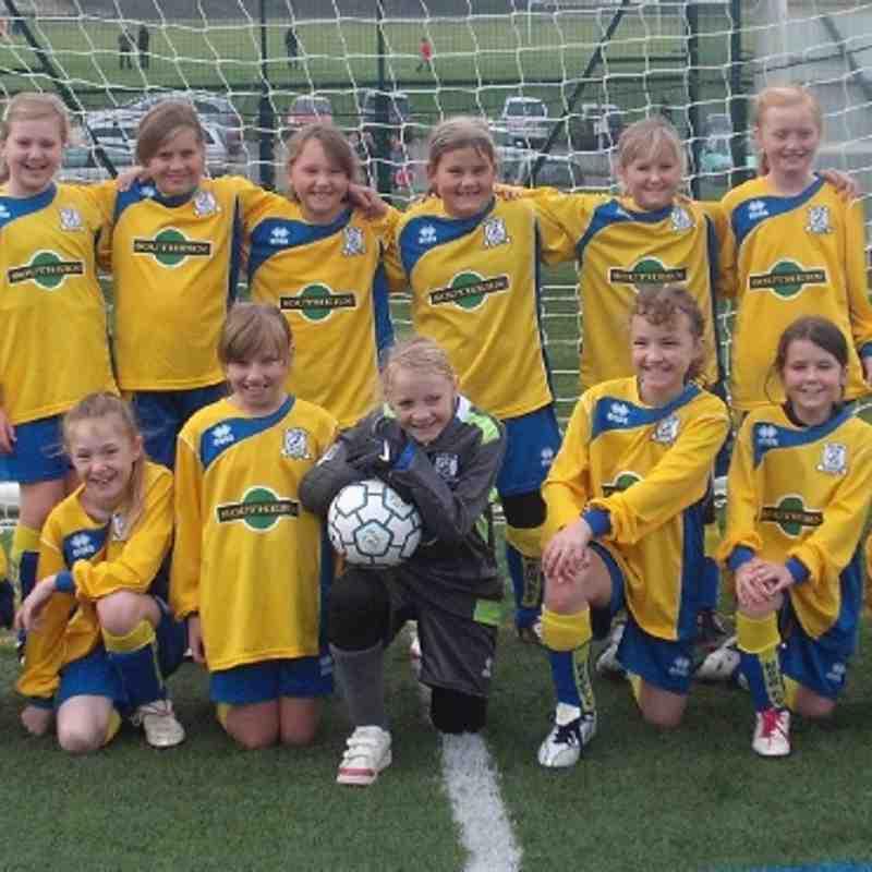 U10 Girls 2011/12