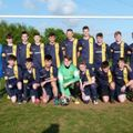 Under 17 lose to Southdown Athletic U16 3 - 1
