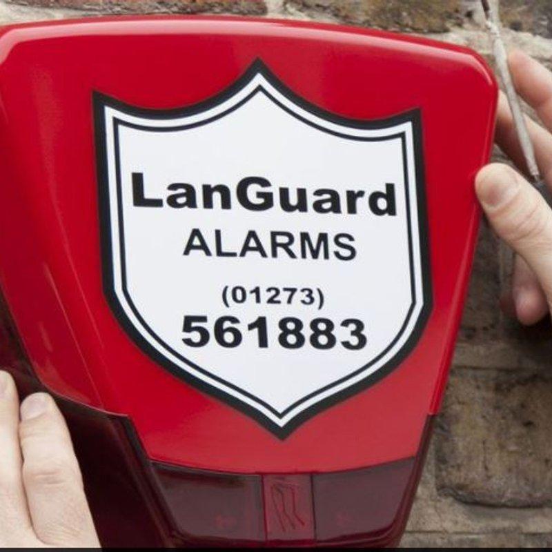LanGuard Alarms Continues as a Club Sponsor