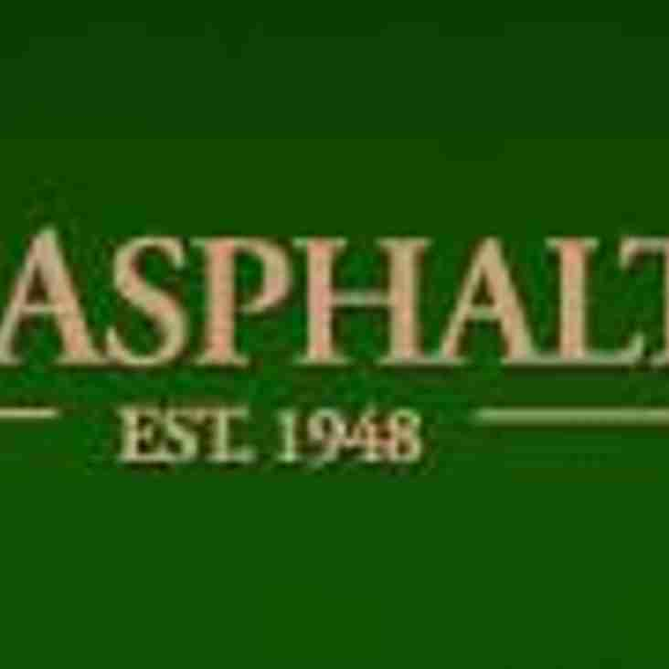 Sussex Asphalte Ltd Continues as U15 Girls Sponsor