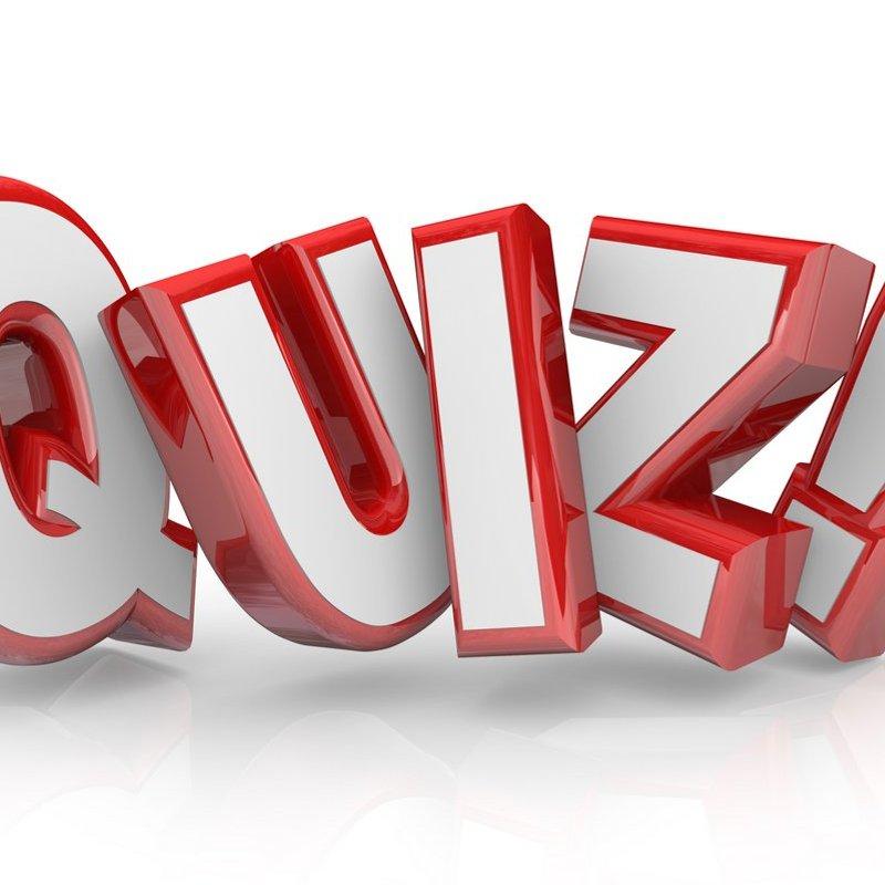 Quiz Night 4: Gary Peck Strikes Back!