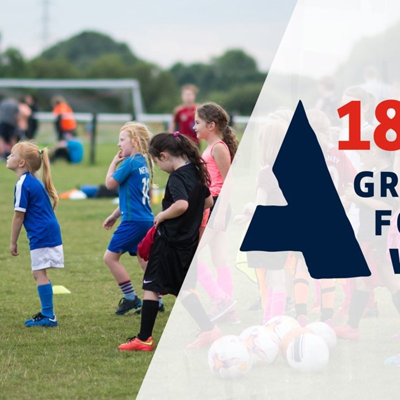 The FA and McDonald's Grassroots Football Awards 2018