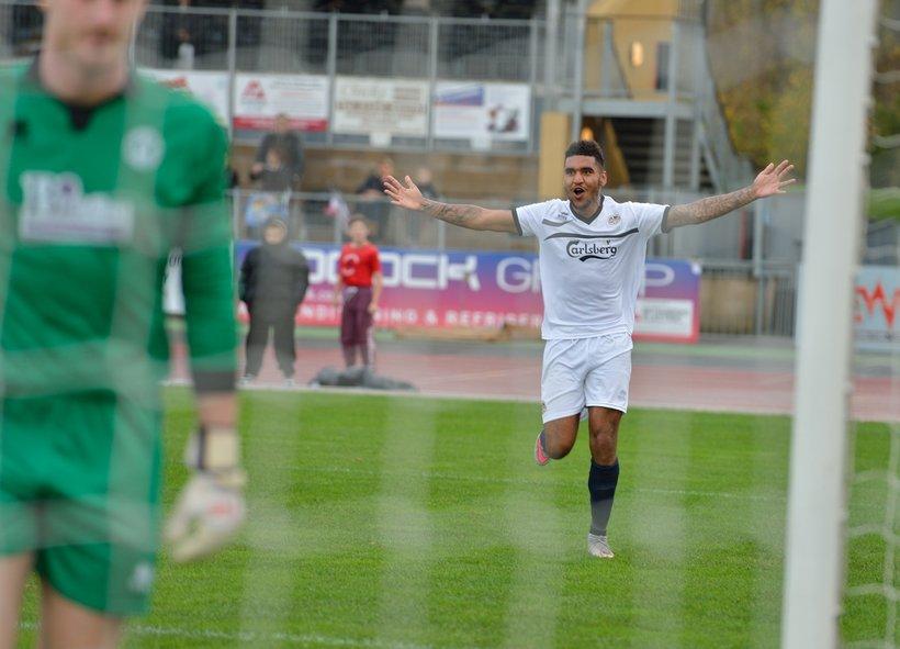 jamie reid exeter city striker returning to top form after loan source brent pilnick bbcsport image steve rogers