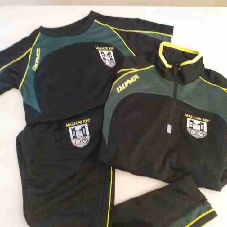 Mallow RFC Gear - Pop up Shop