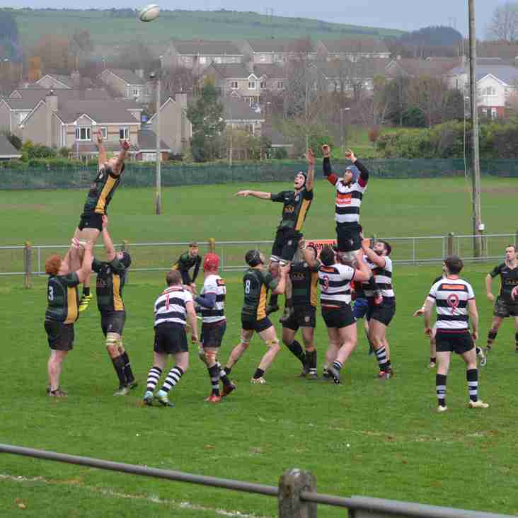 Top of the Table Showdown looms against Clonakilty RFC
