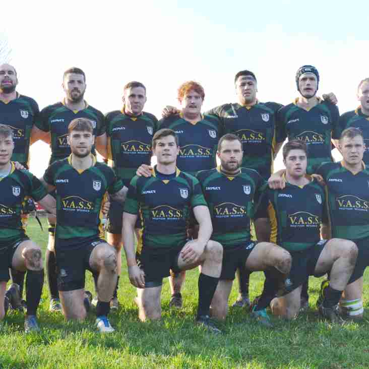 1st XV take down Clonakilty in Classic