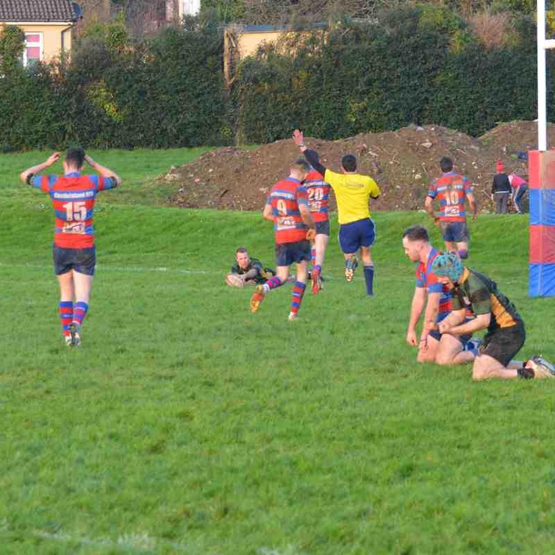 Castleisland RFC vs Mallow RFC 1st XV