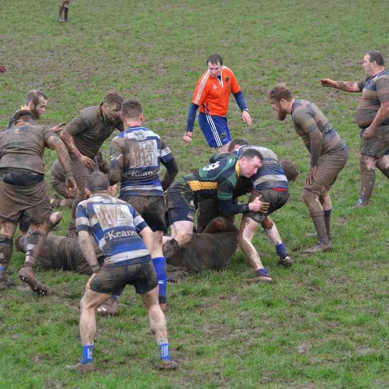 Mallow RFC 1st XV vs Old Crescent RFC - Junior Cup