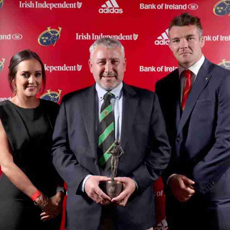 Mallow RFC - Junior Club of the Year 2019