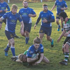 Roundhegians vs North Ribblesdale