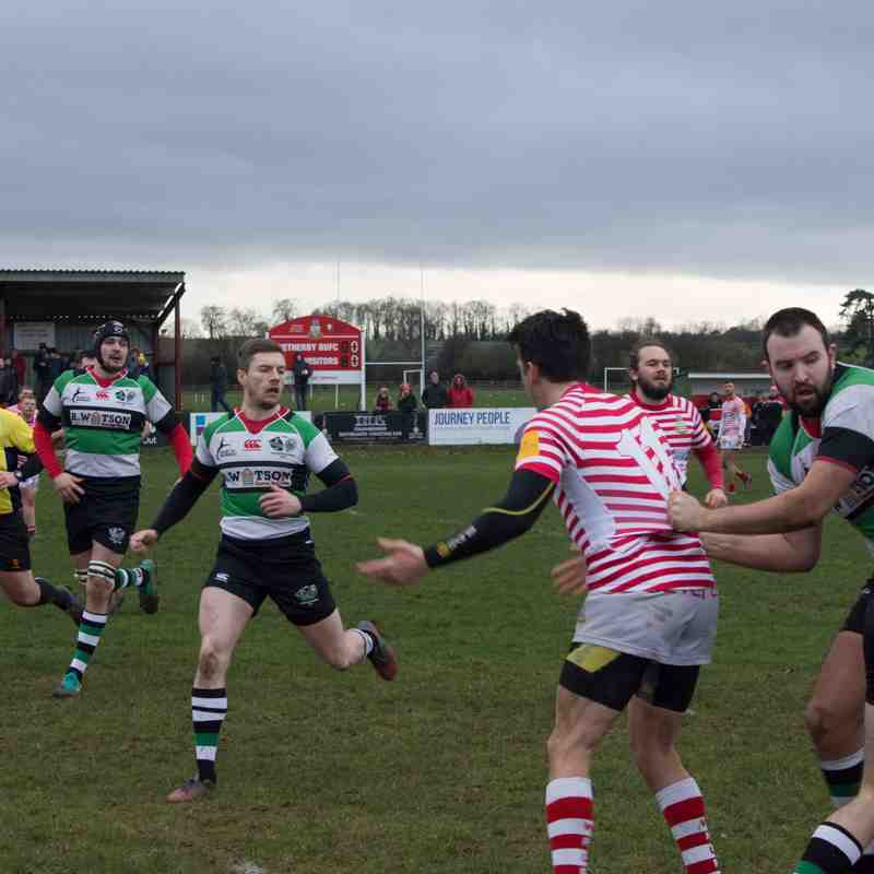 Roundhegians vs Wetherby