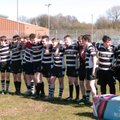 U14s suffer pain in the vase