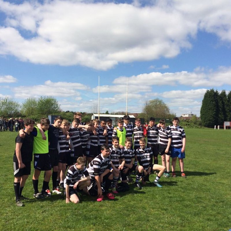U14s finish the season with a win