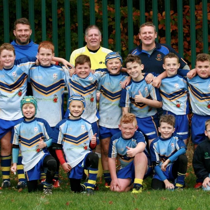 Under 11's beat Thatto Heath 36 - 18