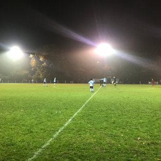 Hampton & Richmond U18's Progress to The Next Round Of The Middlesex Senior Youth Cup