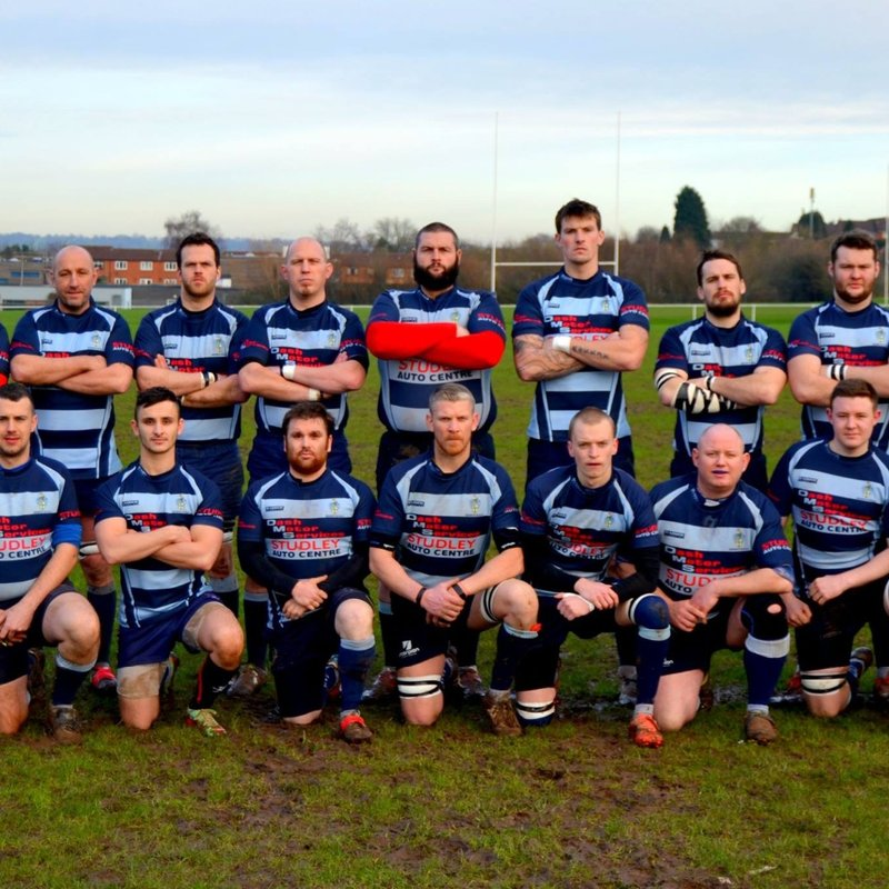 1st Team lose to Claverdon 42 - 20