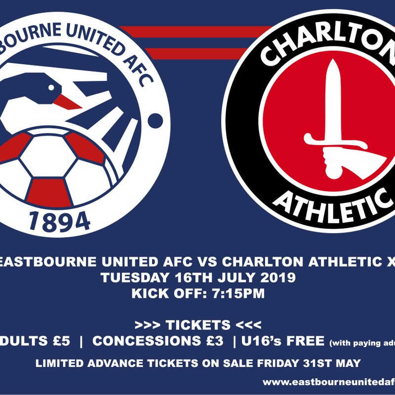 Charlton Athletic are coming to The Oval