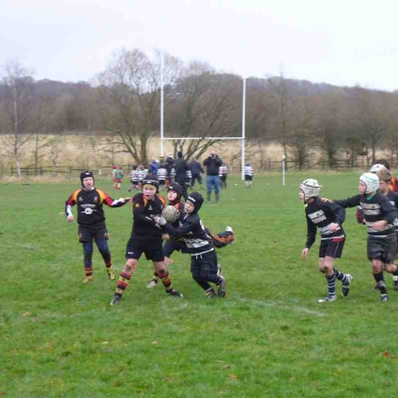 U10s: Wigan - Southport 22/01/2012