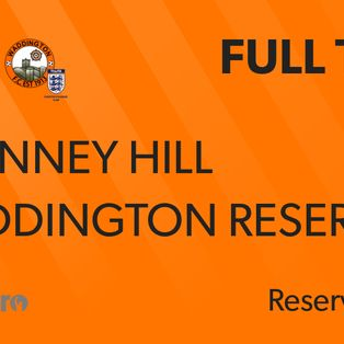 Bad day for Reserves at Whinney Hill!