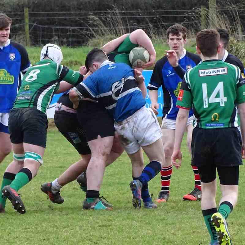 U18 vs Coleraine
