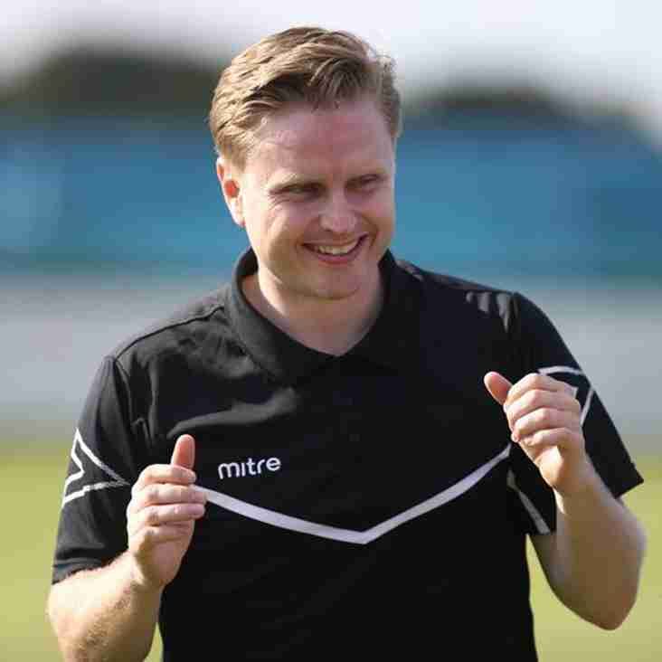 Ramsgate Announce New Manager