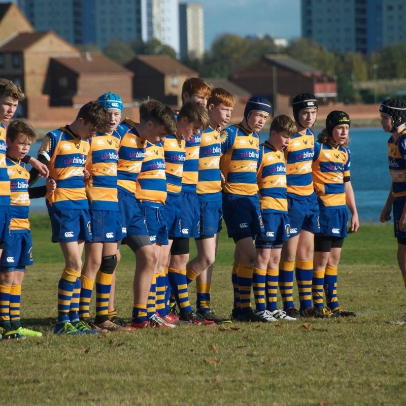 XRugby a great day at Gosport Park - Plate win for Ravens