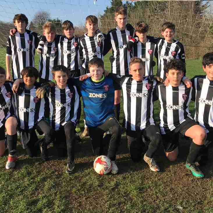 Thame U13 & U14 Boys Are Looking For New Players For The 2019/2020 Football Season