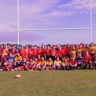 Fantastic Rugby at Buttercup Trophy